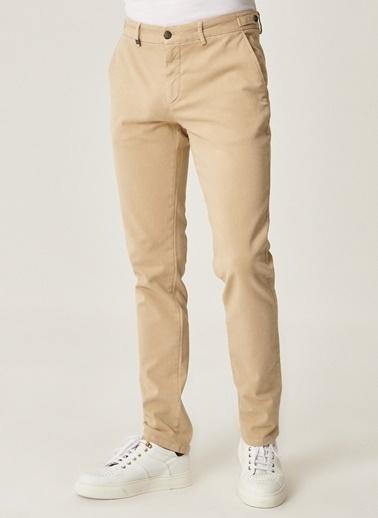 Beymen Business Slim Fit Pantolon 4B0121200038 Bej